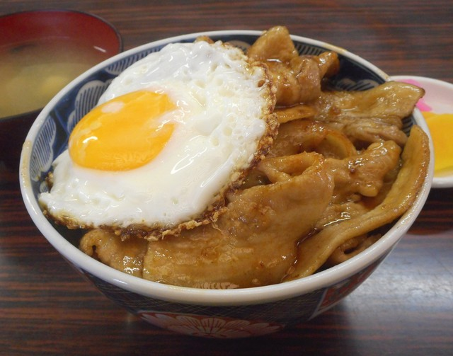 箱岩 - 肉丼