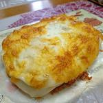 サンブーランジュリ - チーズフォカッチャ