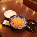 一鶴 - とりめし(スープ付)