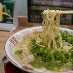 めんきや - 麺リフト