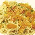 イル ニード デル パスト - カラスミのスパゲッティ レモンの香り