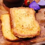 57755820 - ブリオッシュのフレンチトースト