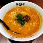 57755892 - 坦々麺!(2016,10/14)