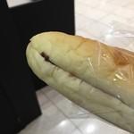 和幸堂製パン - 料理写真:豆乳とあずきのコッペパン