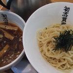 初志貫徹 - 醤油つけ麺