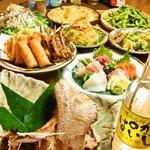ぱいかじ - 料理写真:沖縄料理の今と昔を