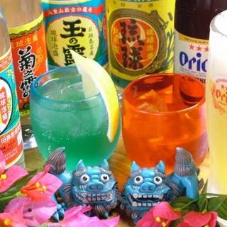 沖縄の全47酒造所より取り揃えた選りすぐりの泡盛