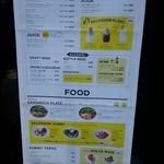 カフェ サルバドル ビジネス サロン - DRINK & FOOD