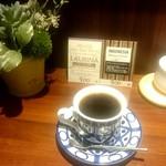 フライング・スコッツマン - オリジナル焙煎ブレンド:480円