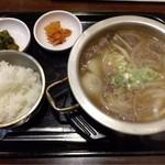 57761709 - 2016.10.20  すじスープ