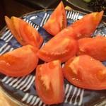 57761848 - お好み焼きじ丸の内店(長野県産中野トマト)