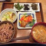 つむぎ - 日替り定食 1000円