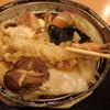 ペリカン - 料理写真:鍋焼きうどん