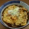 どん亭 - 料理写真:天ぷらそば(\350)