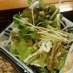 ラーメン悟空 - サラダ