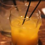 福の花 - アップルオレンジジュース、ゆず吉ジンジャー