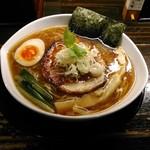 57768668 - 鰹武士醤油麺
