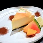57769061 - ベイクドチーズケーキ