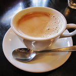 トラットリア リトル ターン - コーヒー(ランチ)