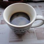 ファームヤード - 食後にコーヒーを。