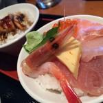 57776630 - 海鮮小丼(三食小丼膳)