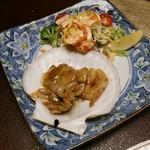 さかい - 帆立バター焼き 800円