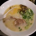 博多一風堂 - 白丸元味 790円