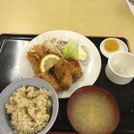 郷や - カキフライ定食  950円