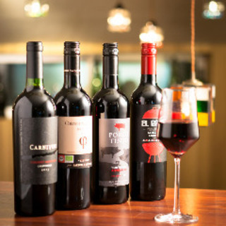 ◆樽屋の自慢の『ワイン』◆
