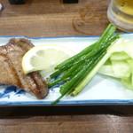 徳田酒店 御肉 - 牛タン塩焼き
