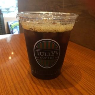 タリーズコーヒー 浦和さくら草通り店 - アイスコーヒーのTallサイズ。 税込370円。 うまし。