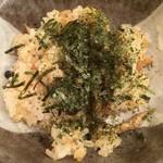 瓦.Tokyo - サービスの炊き込み御飯
