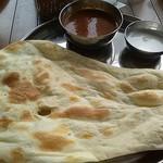 インド定食ターリー屋 - インドカレー定食(キーマカレー)