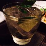 おにかい - 日本酒のモヒート