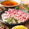 RICO IBERICO KOBE イベリコ豚と神戸牛のお店 - 料理写真:いべりこ豚のはりはり鍋コース