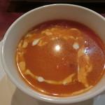 スパイス クラフト - Oct 2016' トマトスープ 500円