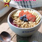ブルーハワイライフスタイル - ハワイの地元新聞にて受賞経験をもつ、ブルーハワイクラシック。お食事後のデザートや、軽めの朝食などにいかが?