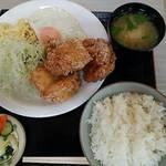 食堂 田舎家 - 料理写真:600円