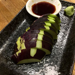 Hayashiya - 水茄子のお刺身