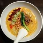おどるタンタン麺 - 激辛タンタン麺700円