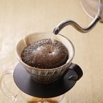 common cafe - ハンドドリップコーヒー