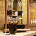 common cafe - 水出しアイスコーヒー