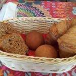 西洋割烹 吉祥寺 - ランチのパン