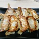 長浜ナンバーワン  - 餃子400円