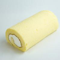 ふわっふわっ巻きたてロールケーキ - 当店人気No.1のふわっふわっ巻きたてロールケーキ