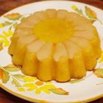 ホレンディッシェ・カカオシュトゥーベ - 料理写真:マルガレーテンクーヘン