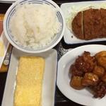 寺田町食堂 - 私チョイス。