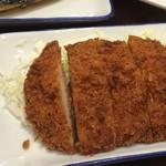 寺田町食堂 - 茶色