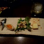 燻製Bar Rin - 料理写真:
