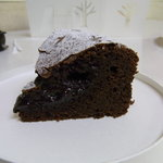 今日和イタリアン・デリペリエ - 生チョコレートケーキ